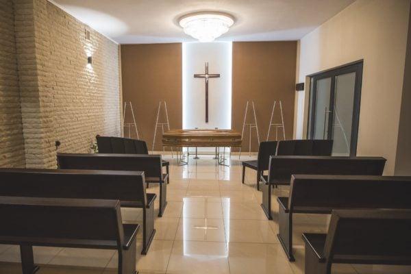 kaplice przedpogrzebowe